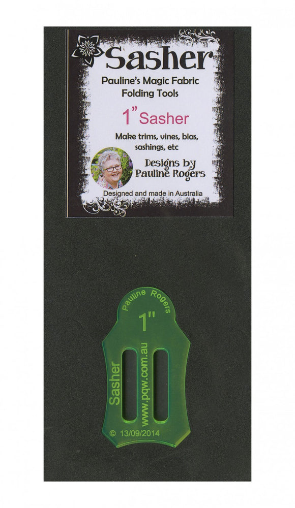 The Sasher 1