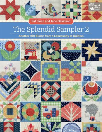 Splendid Sampler 2 book