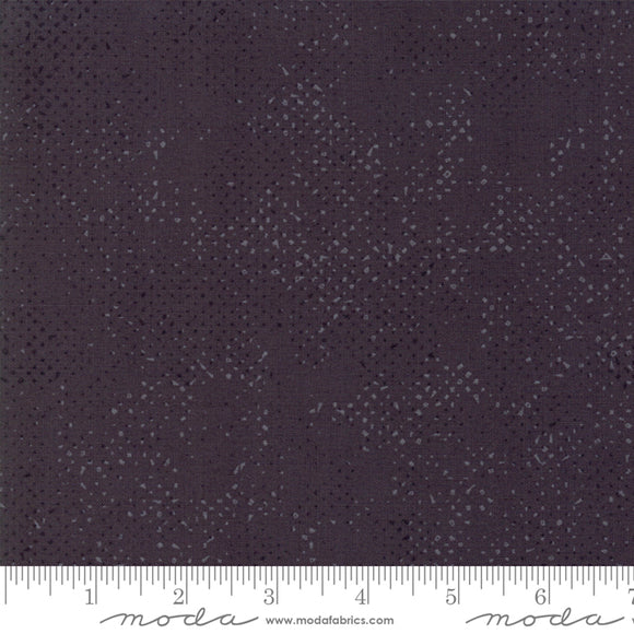 Spotted Charcoal 1660-55 - 3 YARDS