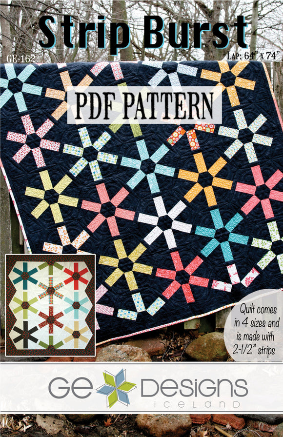 Strip Burst Pattern PDF