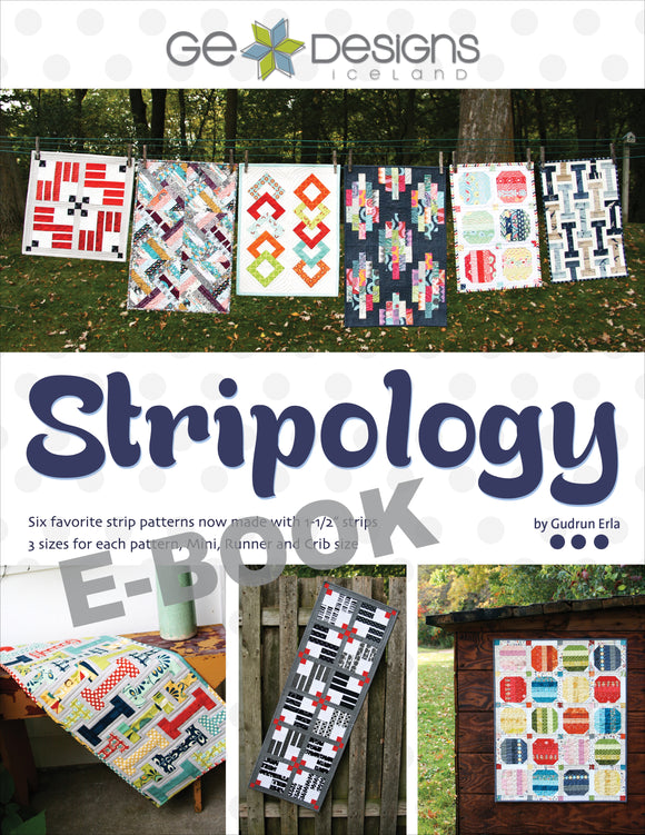 Stripology E-Book