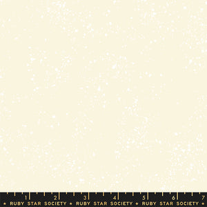 Speckled Sweet Cream RS5027 90 - 3 YARDS
