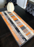 Take It Easy Table runner - Pattern and video class