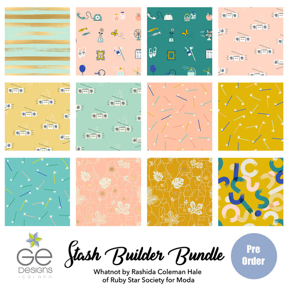 Whatnot Stash Builder Bundle PREORDER