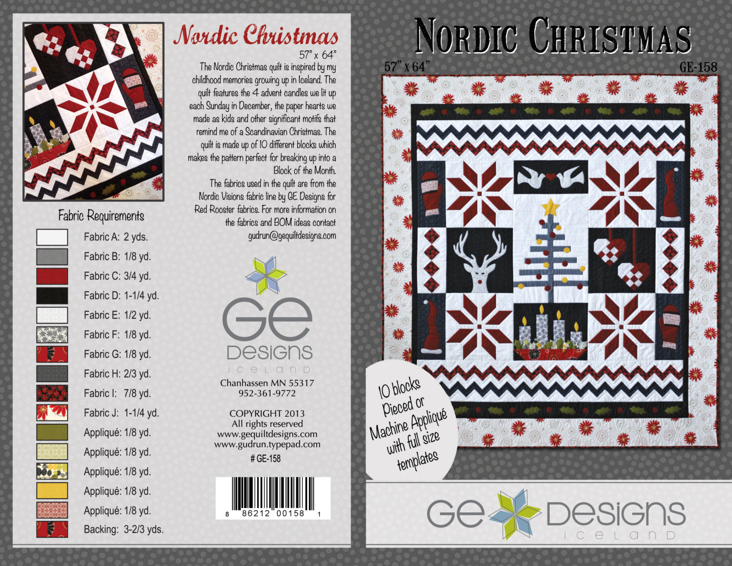 PDF Downloadable Patterns – Gedesigns