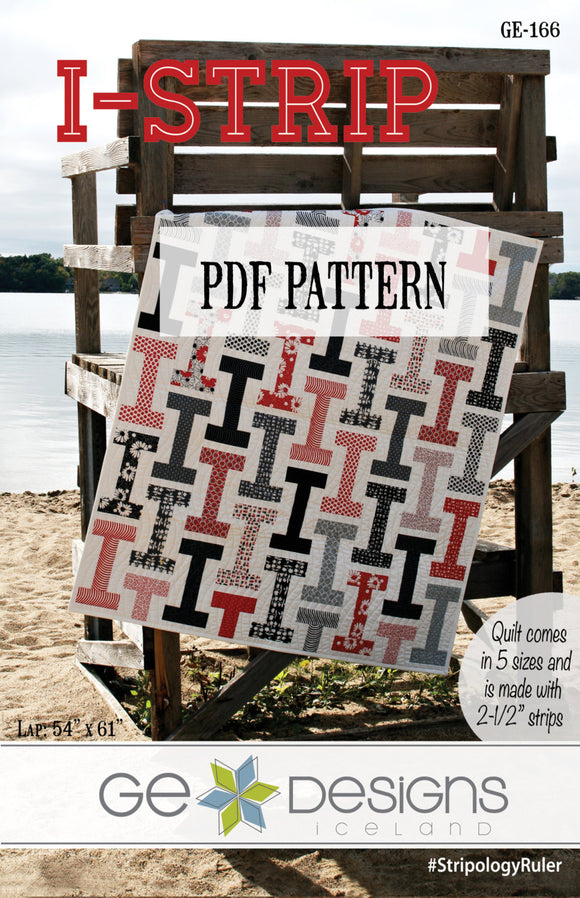 I-Strip Pattern PDF