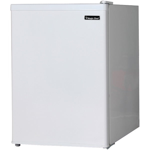 MAGIC CHEF MCBR240W1 2.4 Cubic-ft Electronic Refrigerator - Consumer, student, nursery - Midwest 2 U