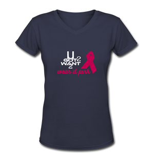 U Got 2 Want 2 Wear It Pink BCA - Midwest 2 U