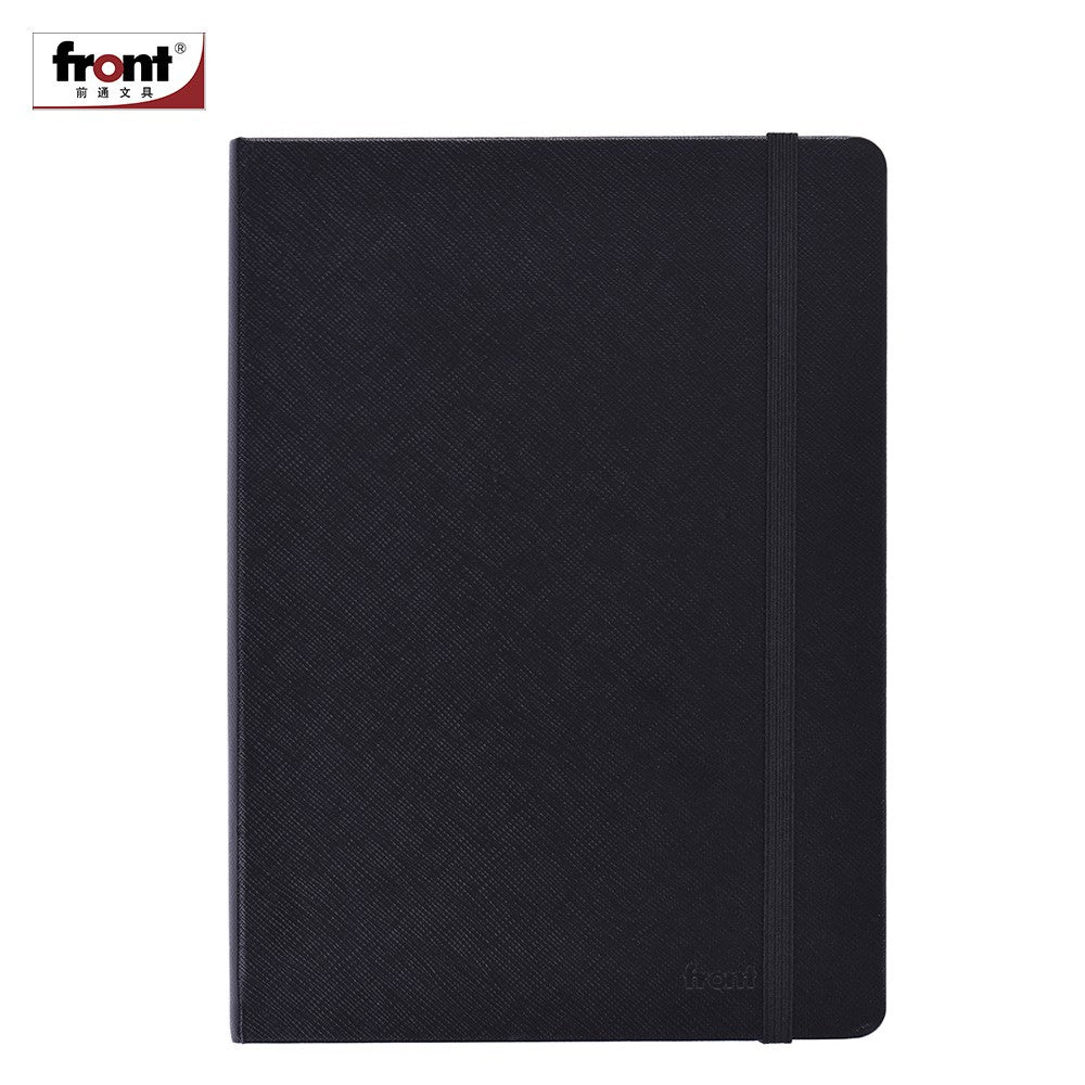 Front Classic Ruled Notebook Journal - Midwest 2 U