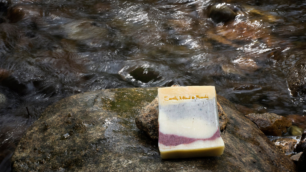 Soap - All Natural, Mostly Organic