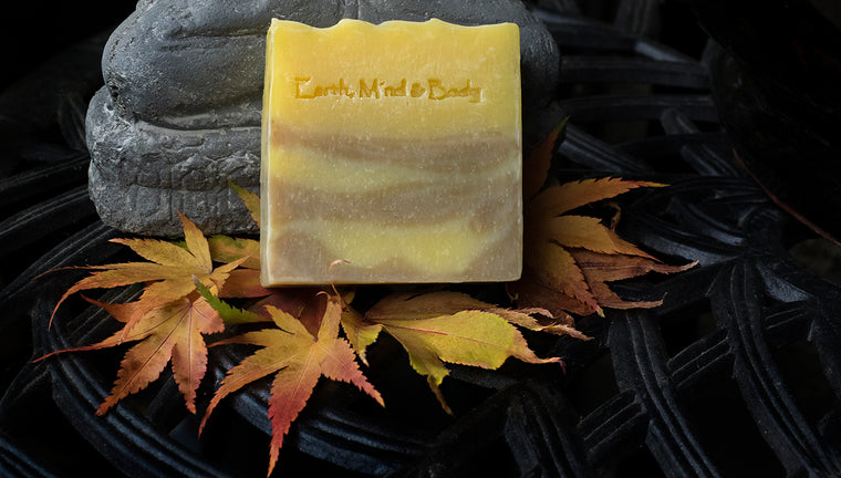 Lemon & Lime All Natural, Mostly Organic Body Soap