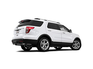 2012-2015 Ford Explorer 3.5L EcoBoost Borla Exhaust
