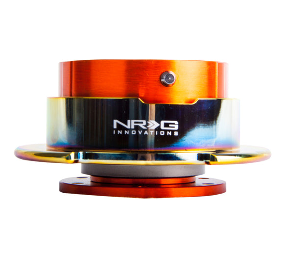 Quick Release Gen 2.5 - Orange / Neochrome Ring