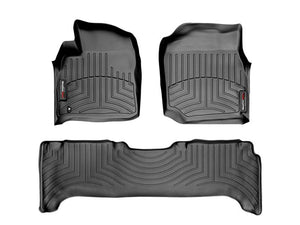 WeatherTech Floor Liners Land Cruiser/LX470 98-07
