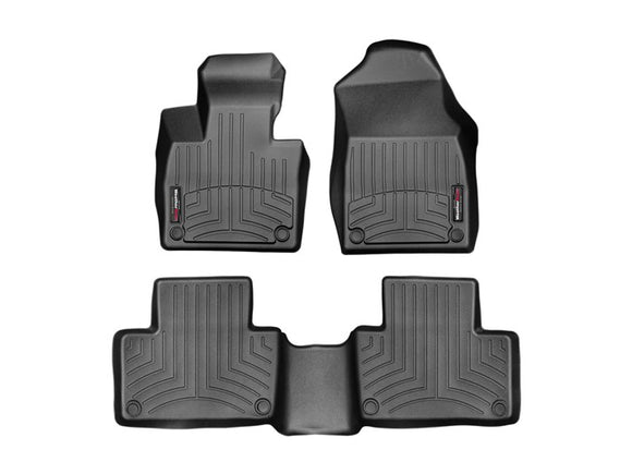 WeatherTech Tesla Model 3 Floor Liners