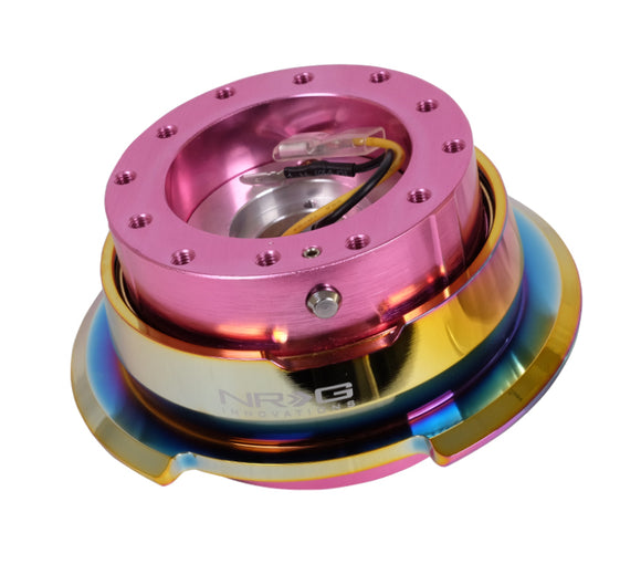 Quick Release Gen 2.8 - Pink / Neochrome Ring