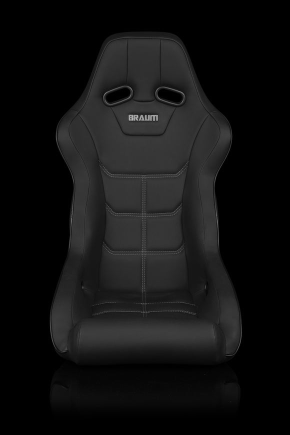 FALCON X SERIES FIA APPROVED FIXED BACK RACING SEAT (BLACK ULTRA GRIP)
