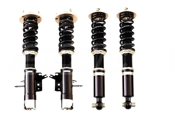 BC Racing BR Series Coilover BMW 5 Series '89-'95