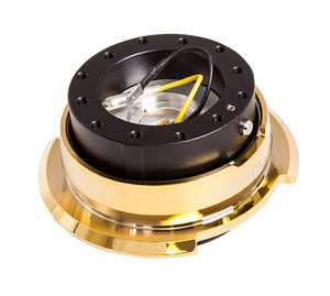 Quick Release Gen 2.8 - Black / Chrome Gold Ring