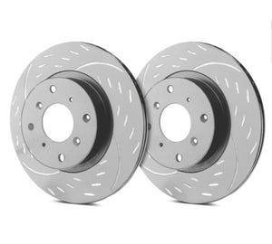2003 Dodge Ram 1500 Diamond Slotted Rotors
