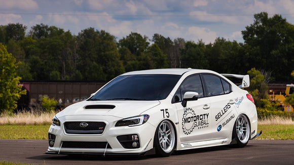Subaru WRX/STI (2015+) Air Lift Suspension