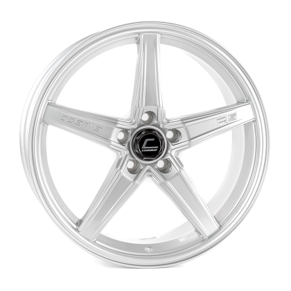 Cosmis R5 18x8.5 +40mm Offset 5x108- Silver