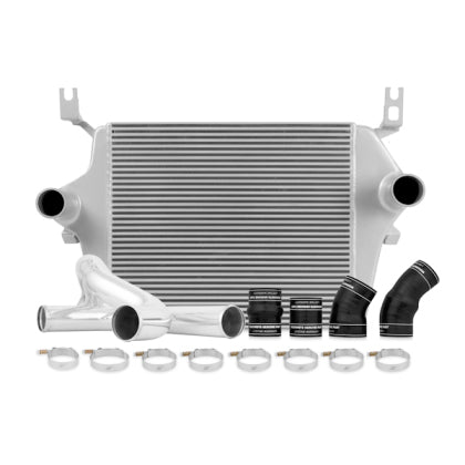 Mishimoto 03-07 Ford 6.0L Powerstroke Intercooler Kit w/ Pipes