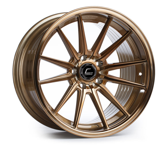 Cosmis R1 18x10.5 +32mm Offset 5x114.3- Hyper Bronze