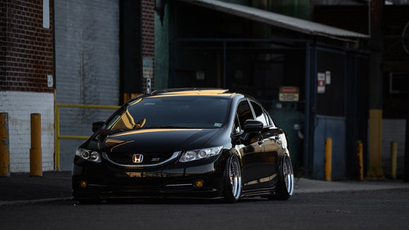 Honda Civic Si (2014-2015) Air Lift Suspension