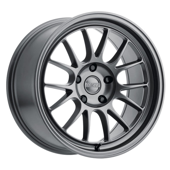 Kansei Corsa Gloss Gunmetal Wheels