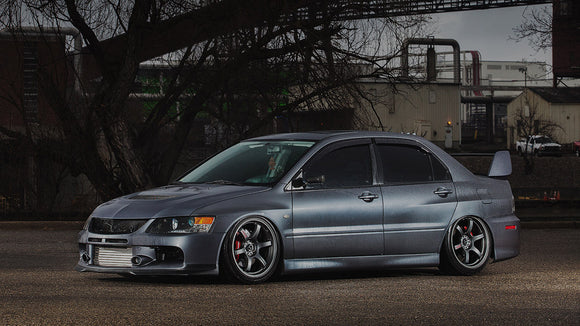 Mitsubishi Lancer Evolution 7/8/9 Air Lift Suspension