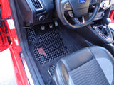 "Ford Focus ""ST"" Aluminum Floor Mats"