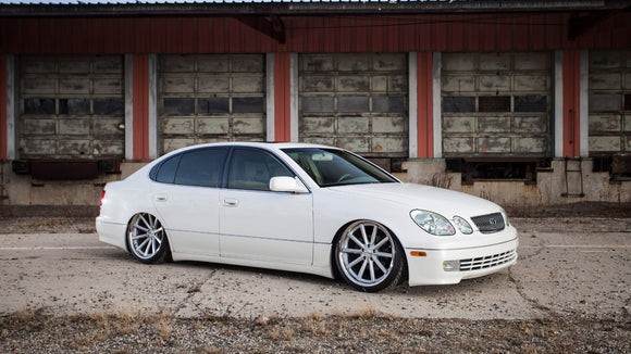 Lexus GS 300 / 400 / 430 Air Lift suspension
