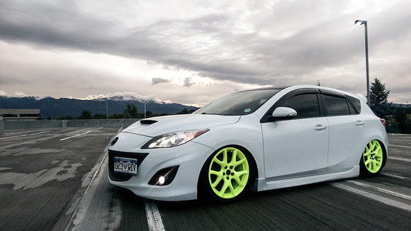 Ford Focus (MK3)/ Mazda 3 Air Lift Suspension