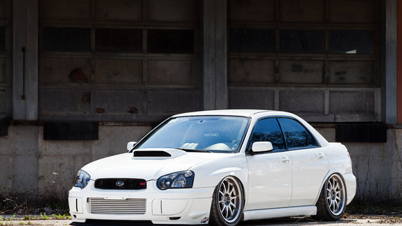 Subaru Impreza / WRX (02-07), STI (04) Air Lift Suspension Kit