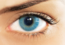 Azul Hidrocor Contacts - Colored Contacts - Color Contact Lenses