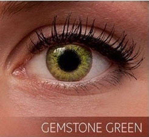 Gemstone Green Contact Lenses - Colored Contact Lenses - Color Contacts
