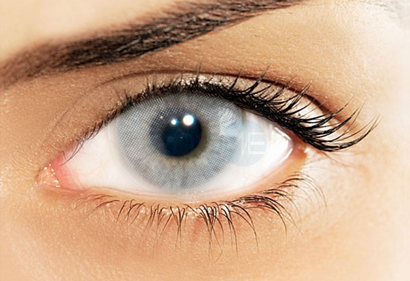 Crystal Hidrocor Contacts - Colored Contacts - Color Contact Lenses
