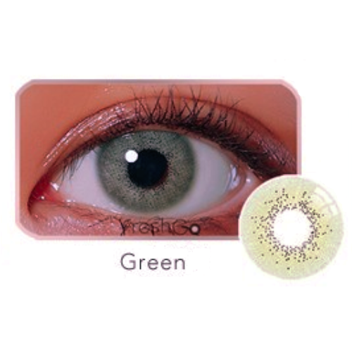 GREEN Ocean Series Colored Contact Lenses