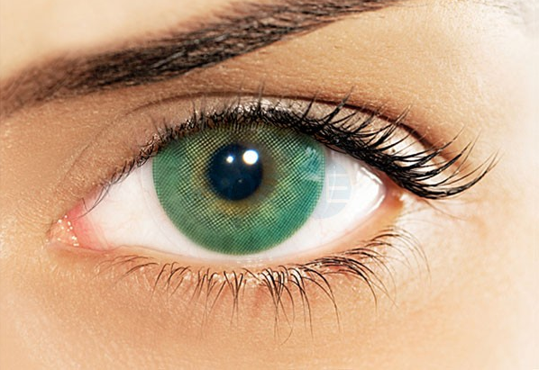 EmeraldColor Contact Lenses - Color Contacts - Colored Eye Lenses