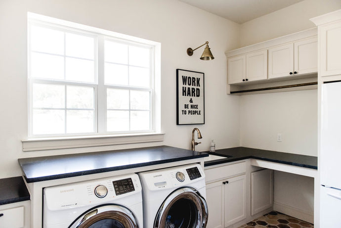 Designing a better utility room