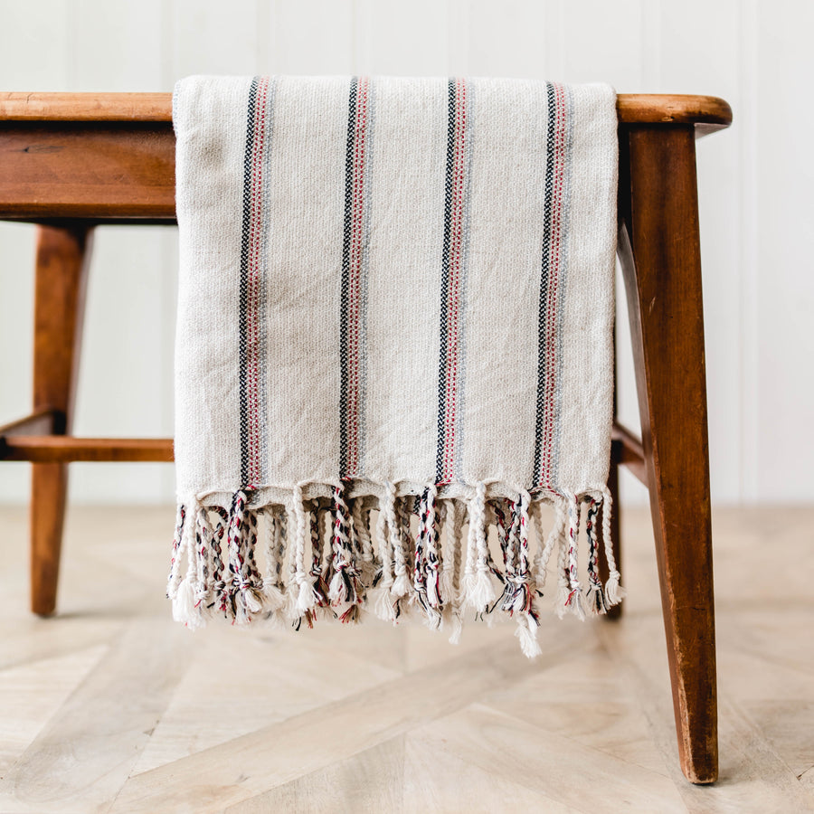 Zeytin Turkish Throw