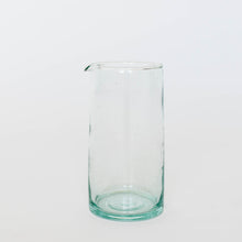 Recycled Glass Pitcher