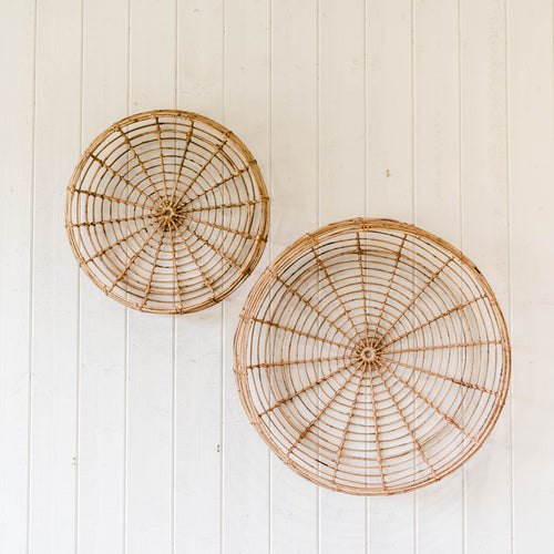 Simple Rattan Basket