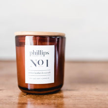 Phillips House Co. NO. 1  Candle
