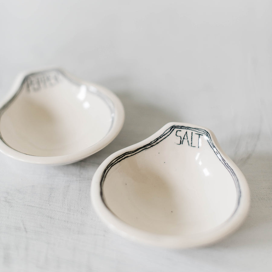 Hand Formed Pinch Dish Set