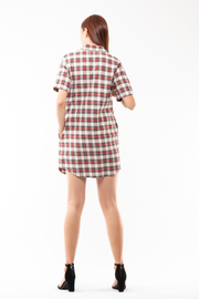 Alexa Shirtdress in Season