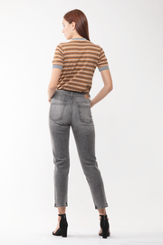 Ally Tapered Jeans in Smoulder