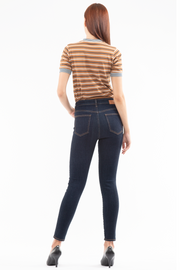 Arianna Skinny Jeans in Rinse