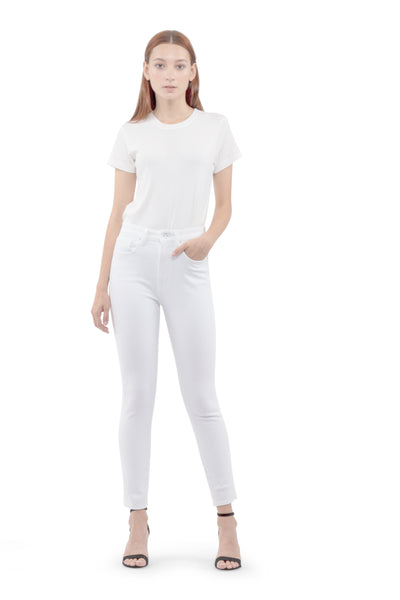 Arianna Skinny Jeans in White